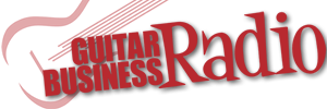 Guitar Business Radio Logo